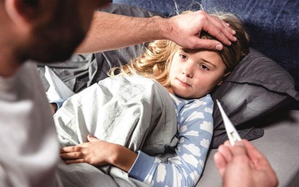 Головная боль у ребенка - причины и решения